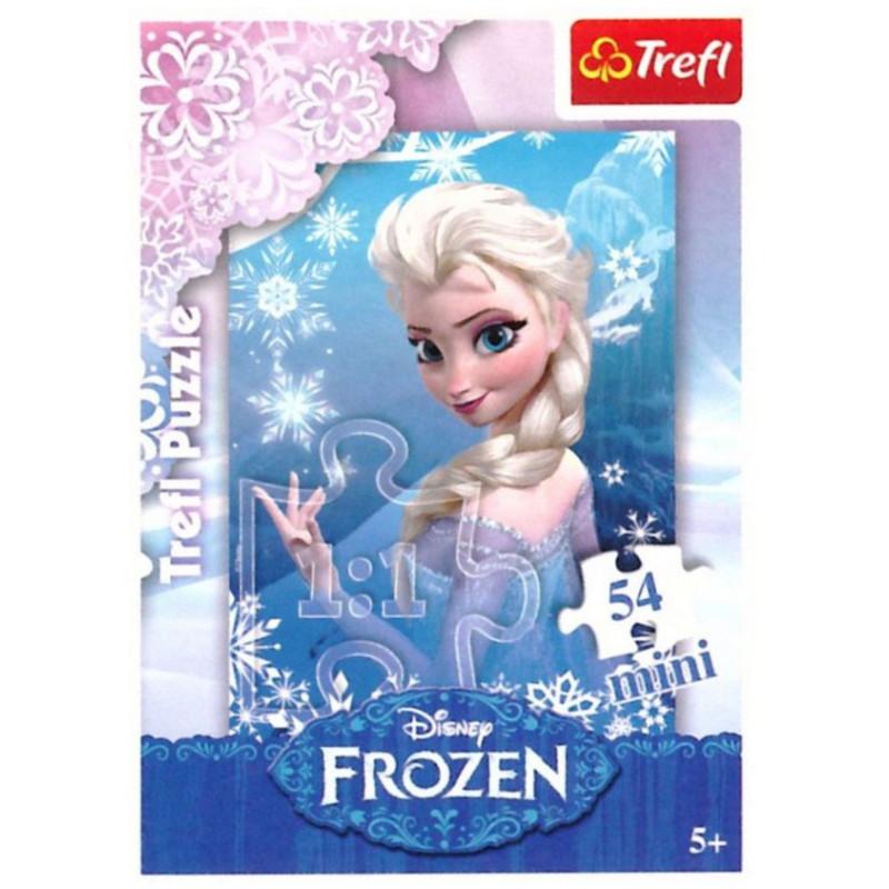 Puzzle Ledové Království Elsa 54 dílků