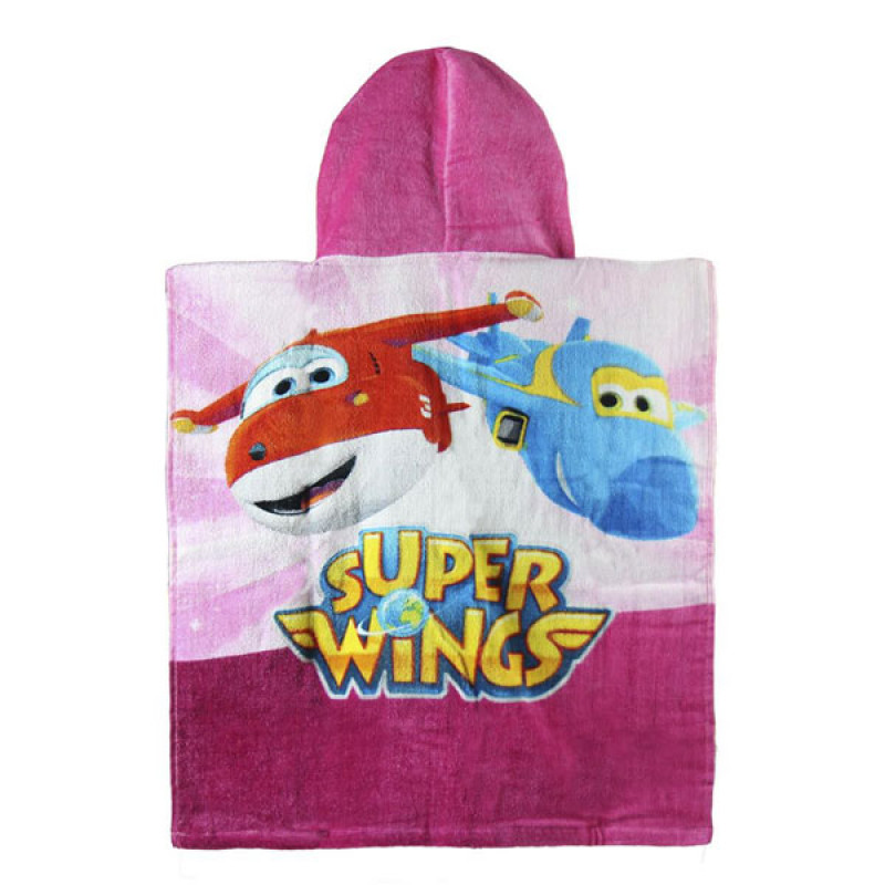 Pončo Super Wings