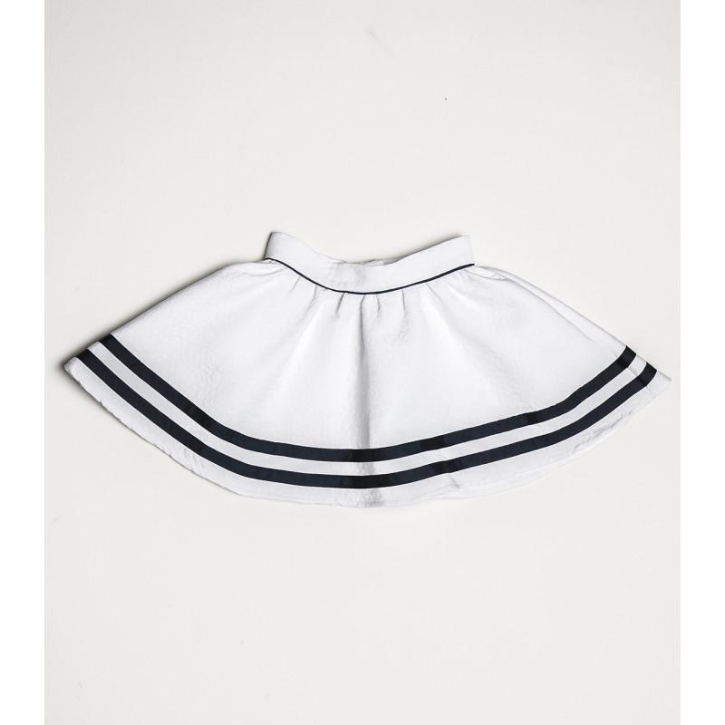 Sukně s proužkem