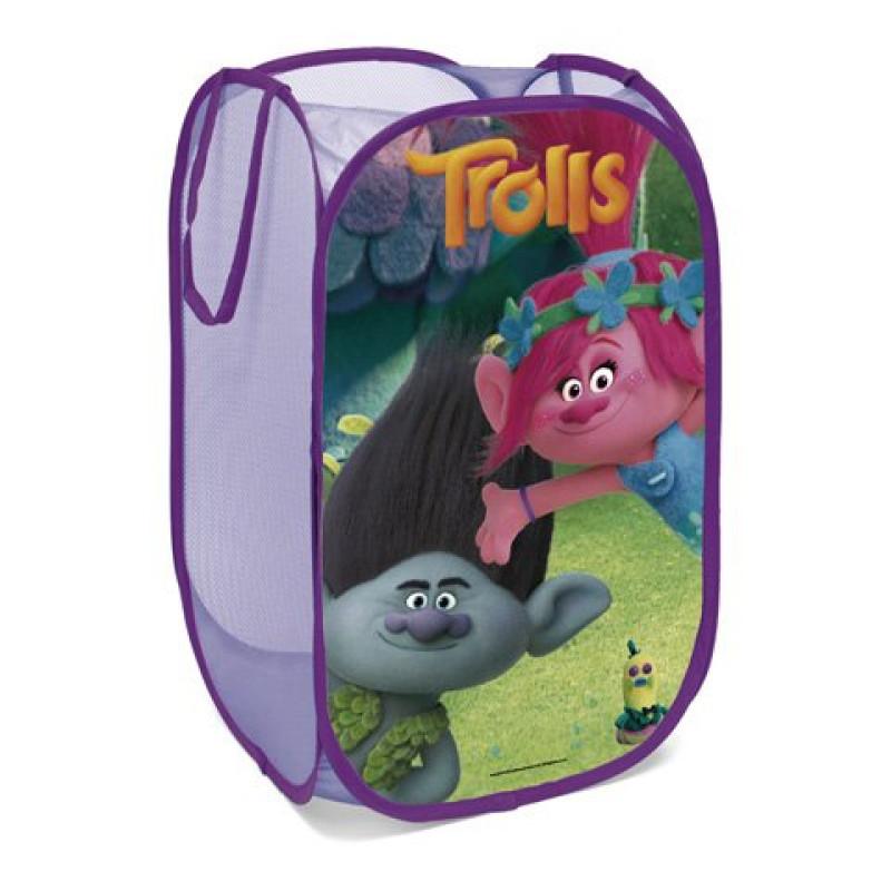 Koš na hračky Trollové