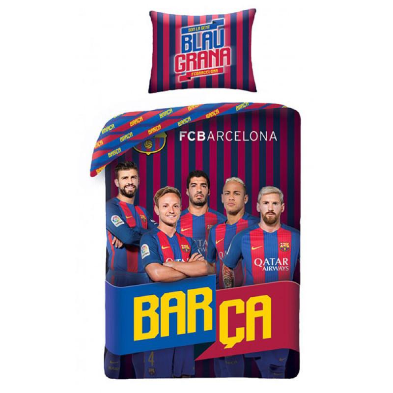 Povlečení Barcelona Hráči