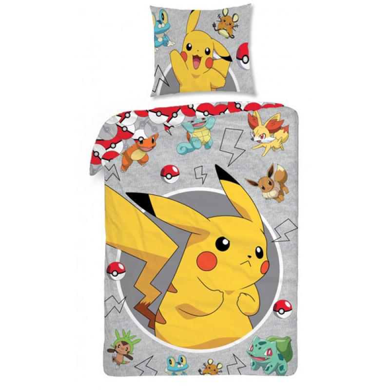 Povlečení Pokémon Pikachu