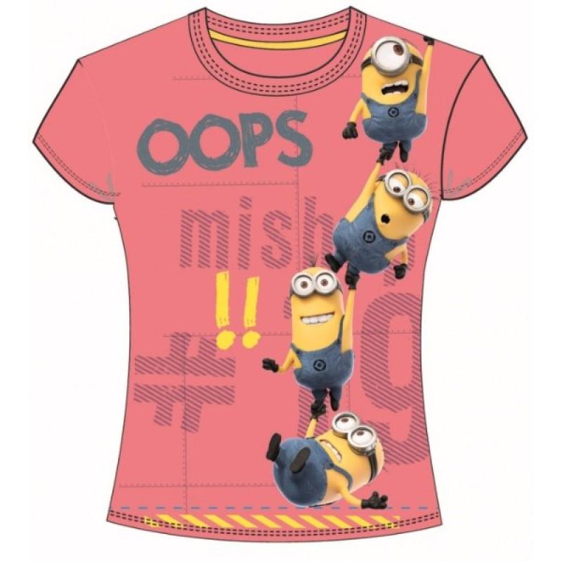 Tričko Mimoni oops