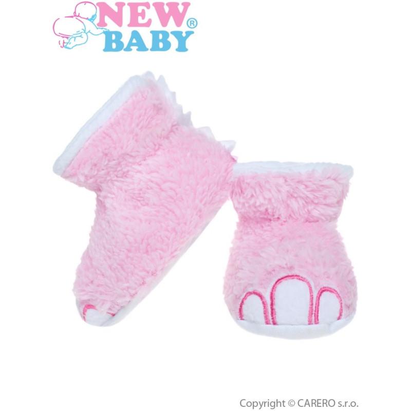 Capáčky New Baby Dino