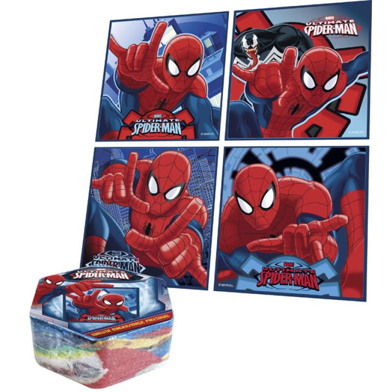 Magický ručníček Spiderman