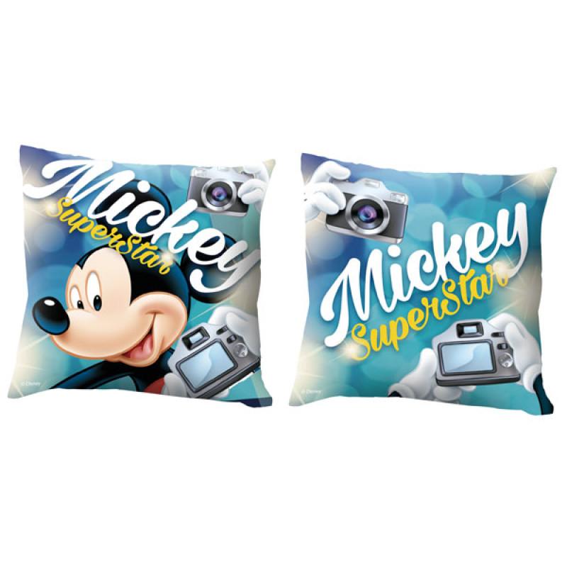 Polštářek Mickey SuperStar