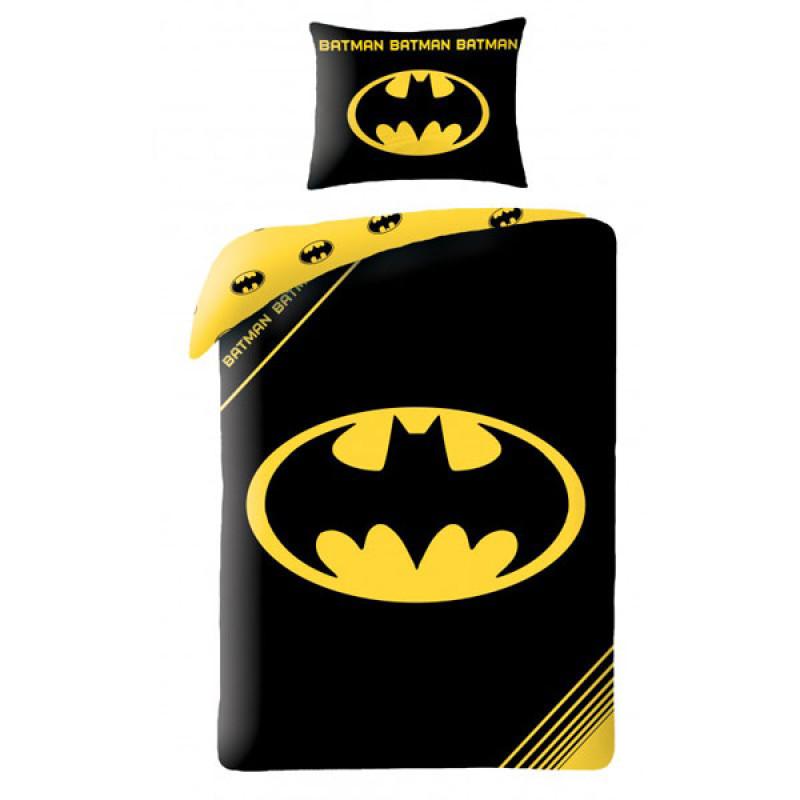 Povlečení Batman znak