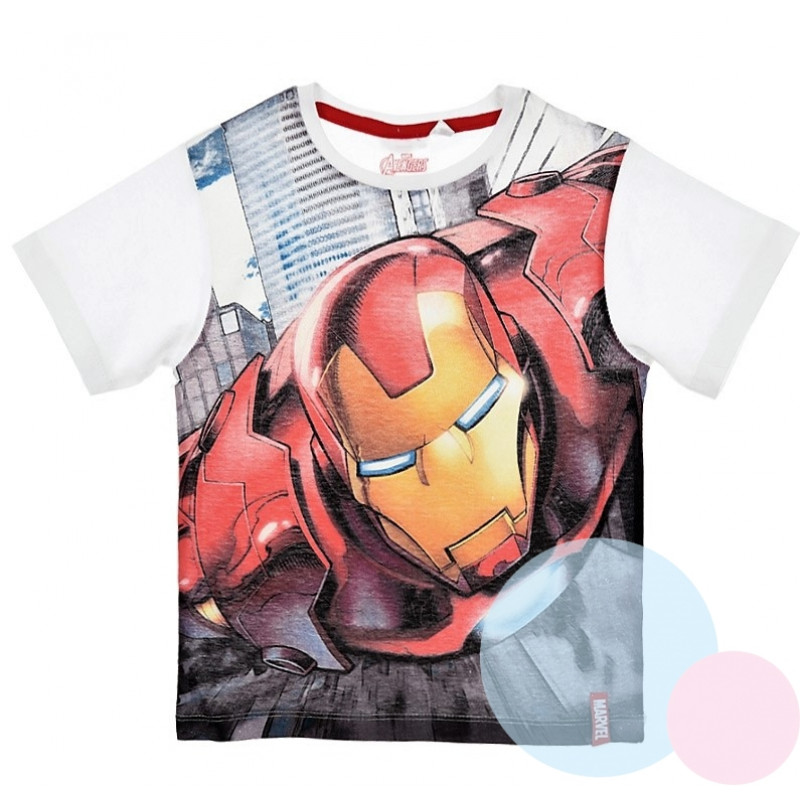 Tričko Avengers Iron Man