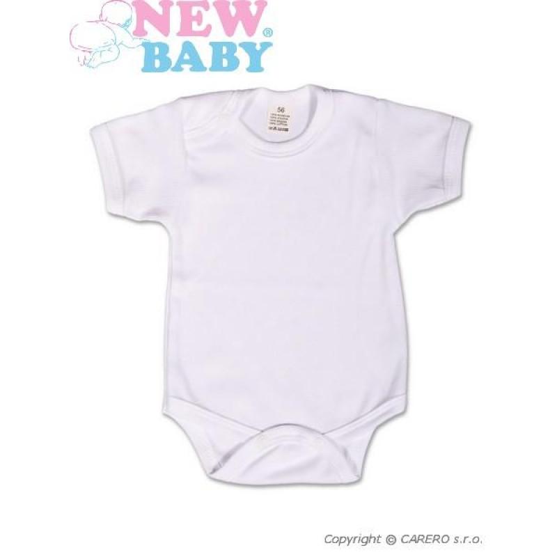 Body krátký rukáv New Baby