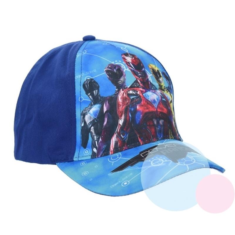 Kšiltovka Power Rangers