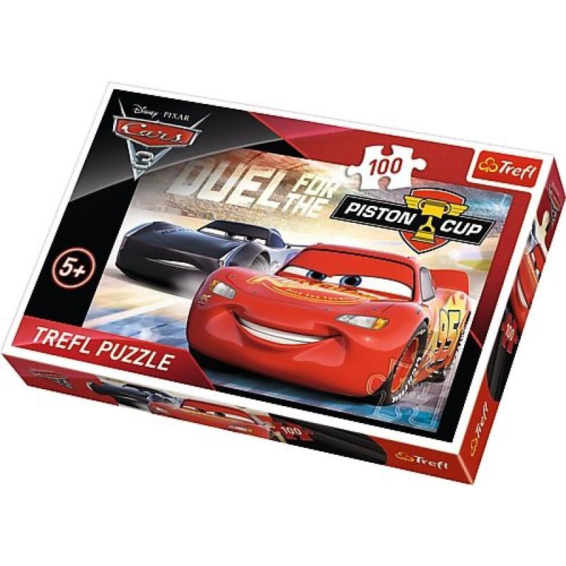 PUZZLE Cars 3 - 100 dílků