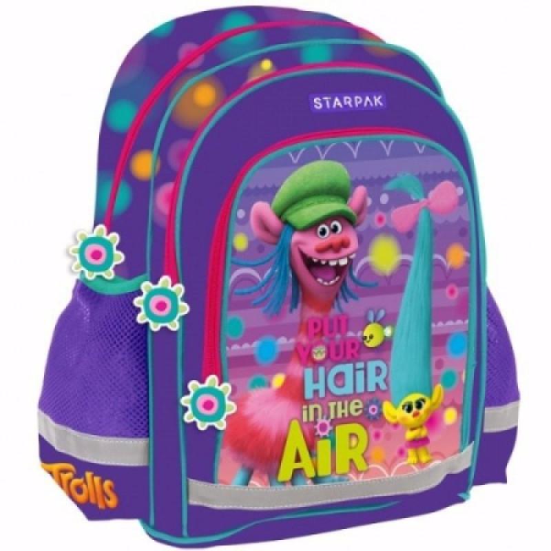 Školní batoh Trollové