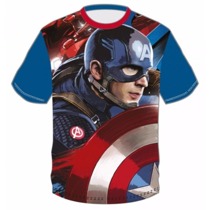 Tričko Kapitán Amerika