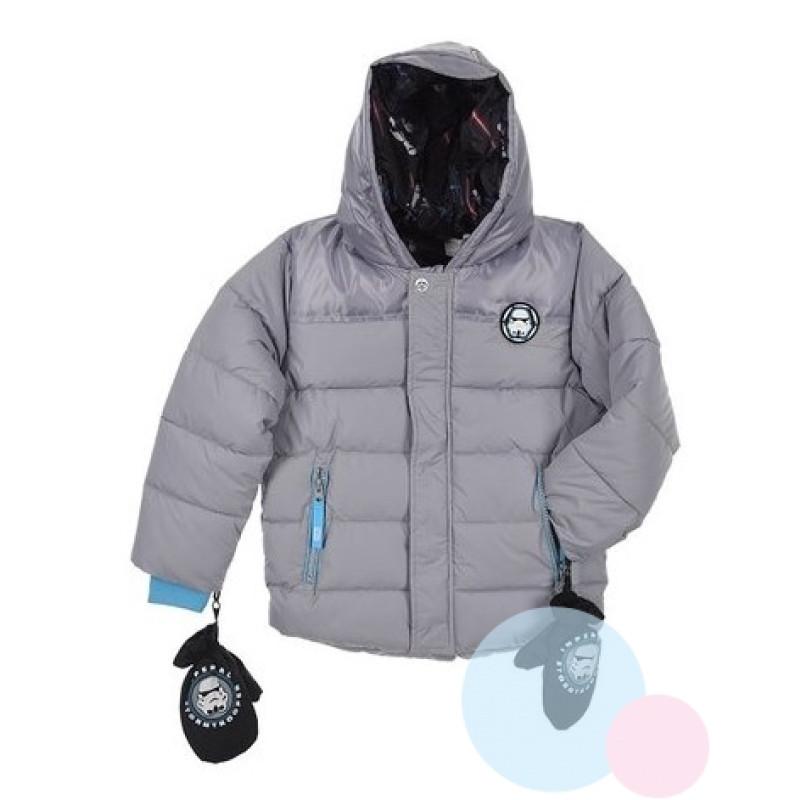 Zimní bunda a rukavice Star Wars