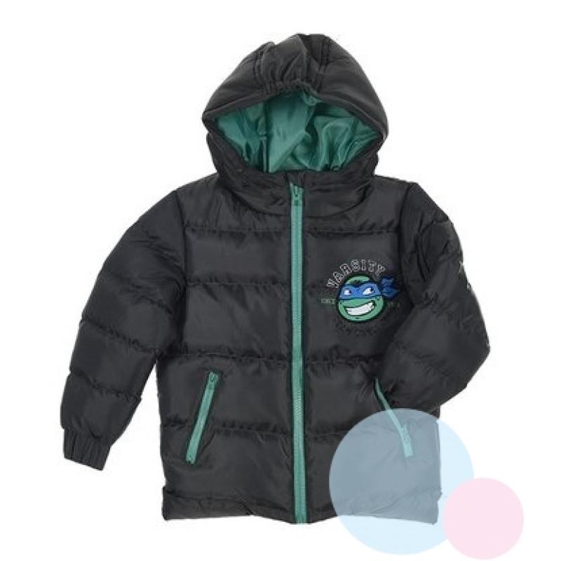 Zimní bunda Želvy Ninja