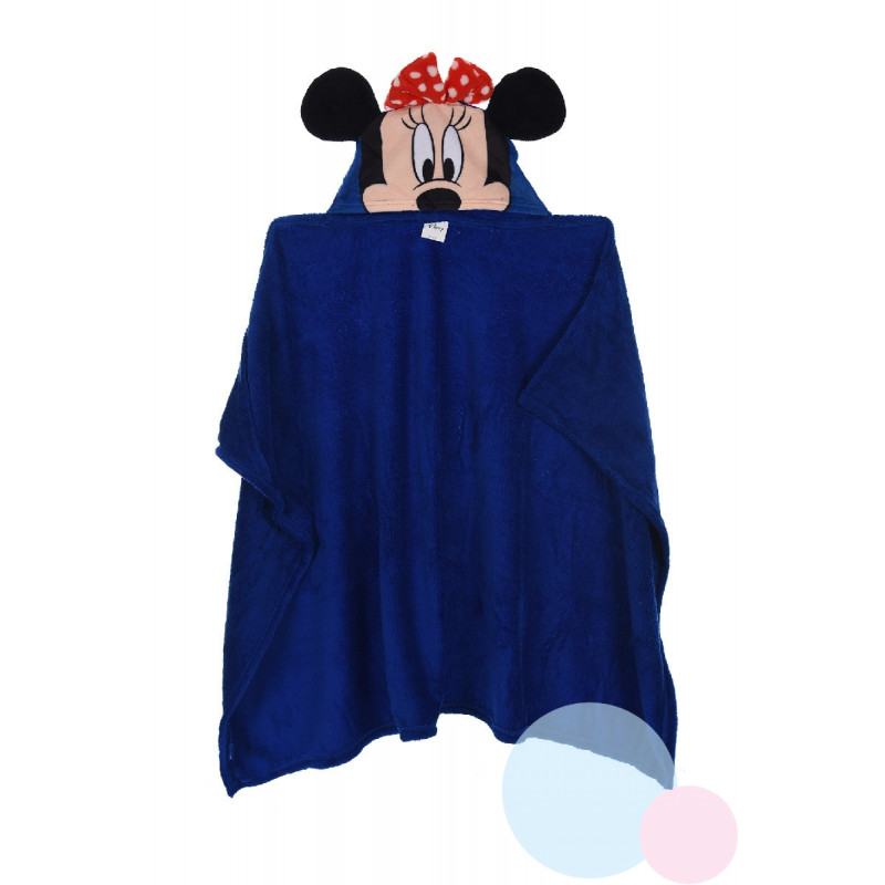 Deka s kapucí Minnie