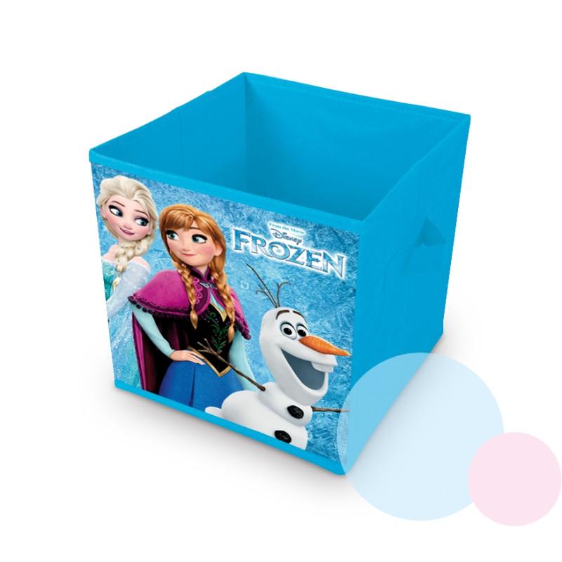 Koš na hračky Frozen