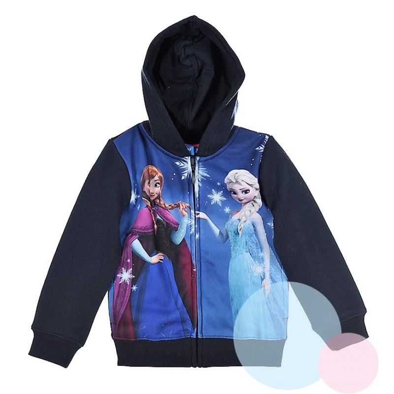 Mikina Frozen Anna a Elsa