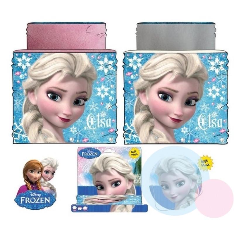 Nákrčník Frozen Elsa