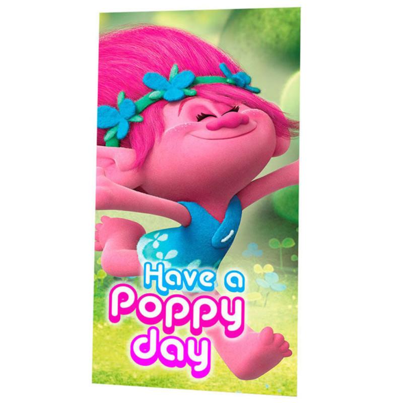 Osuška Trollové Poppy micro