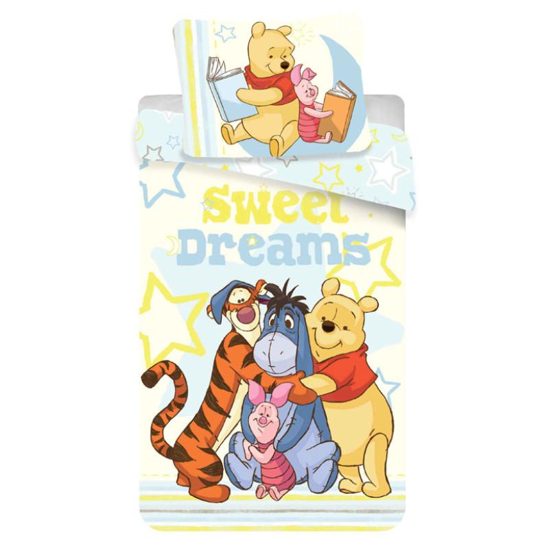 Povlečení Medvídek Pů Sweet Dreams