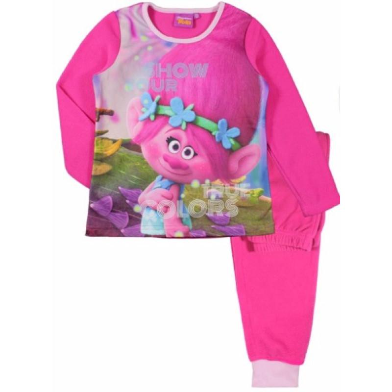 Pyžamo Trollové fleec