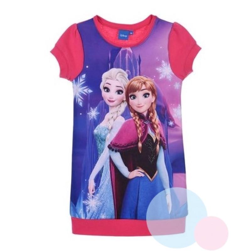 Šaty Frozen Anna a Elsa