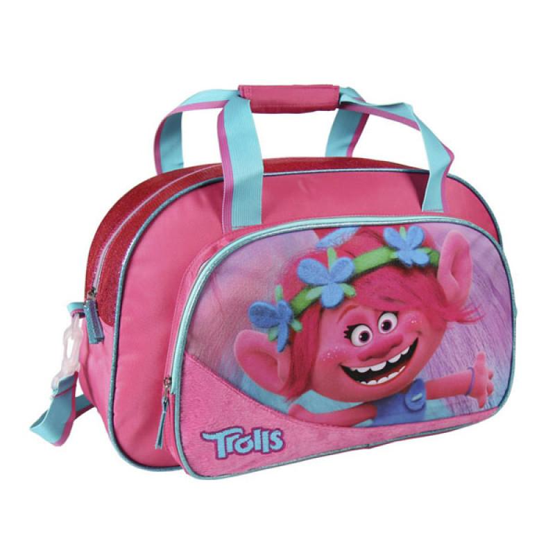 Sportovní taška Trollové Poppy