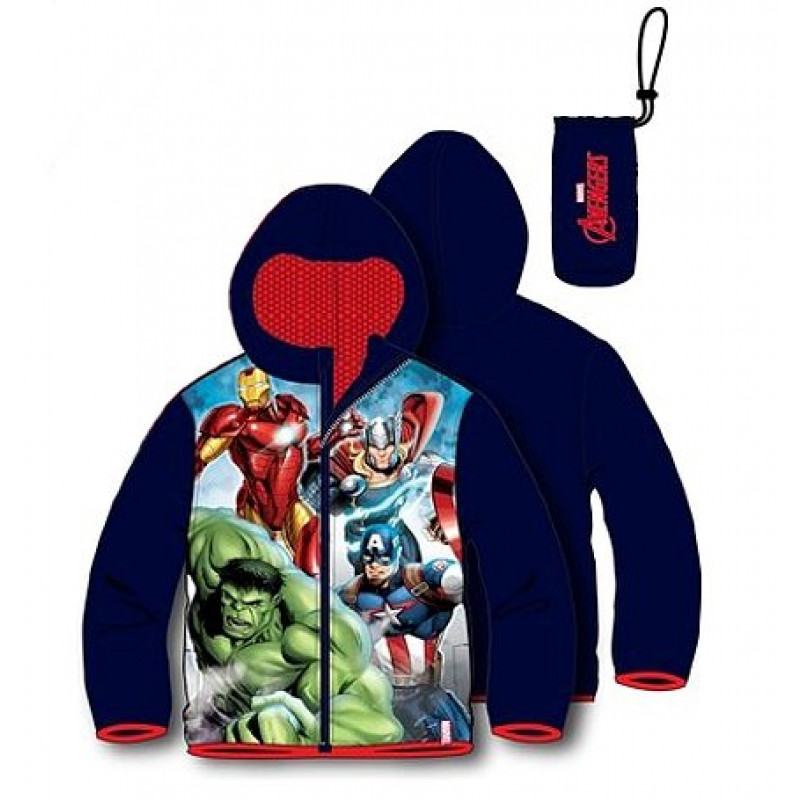 Šusťáková bunda Avengers
