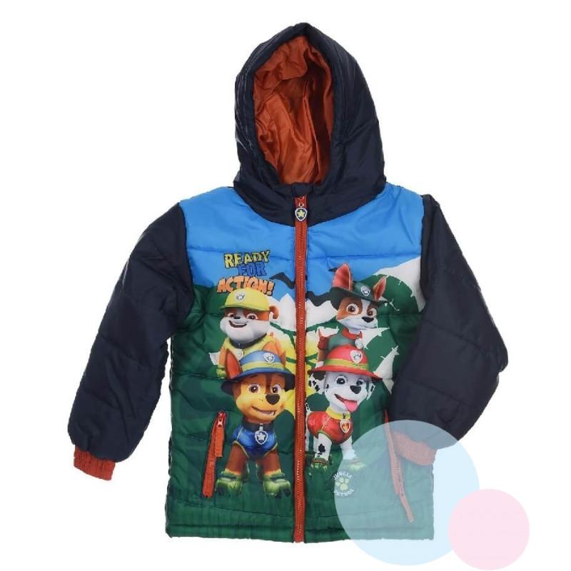 Zimní bunda Tlapková Patrola