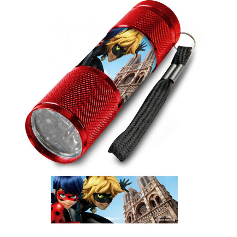 Baterka Kouzelná Beruška Paříž LED