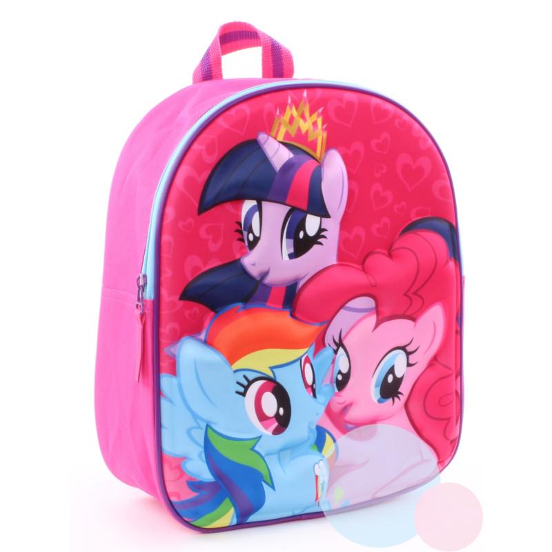 Batoh My Little Pony 3D