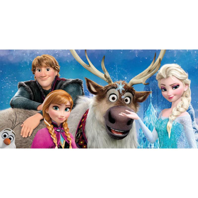 Osuška Ledové Království Family