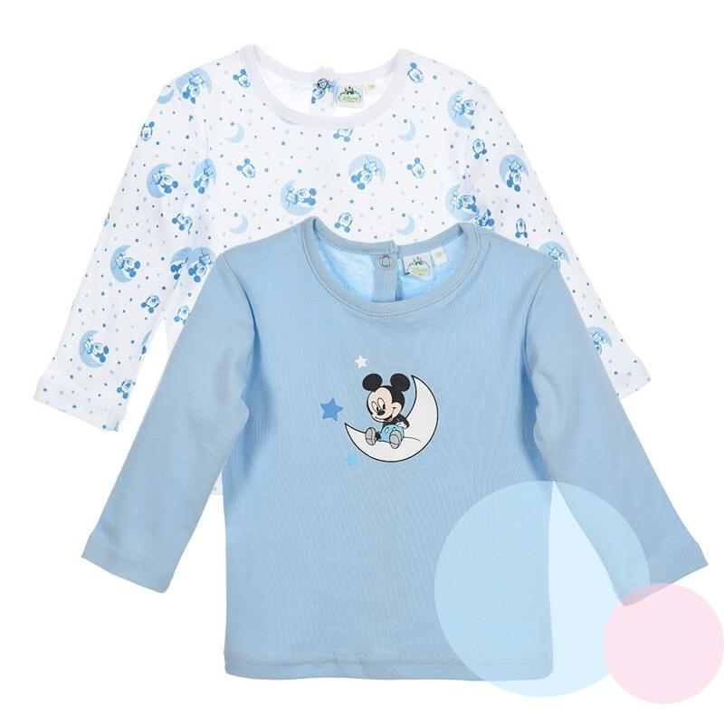 Triko Mickey baby 2ks