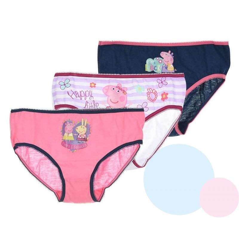 Kalhotky Peppa Pig 3ks