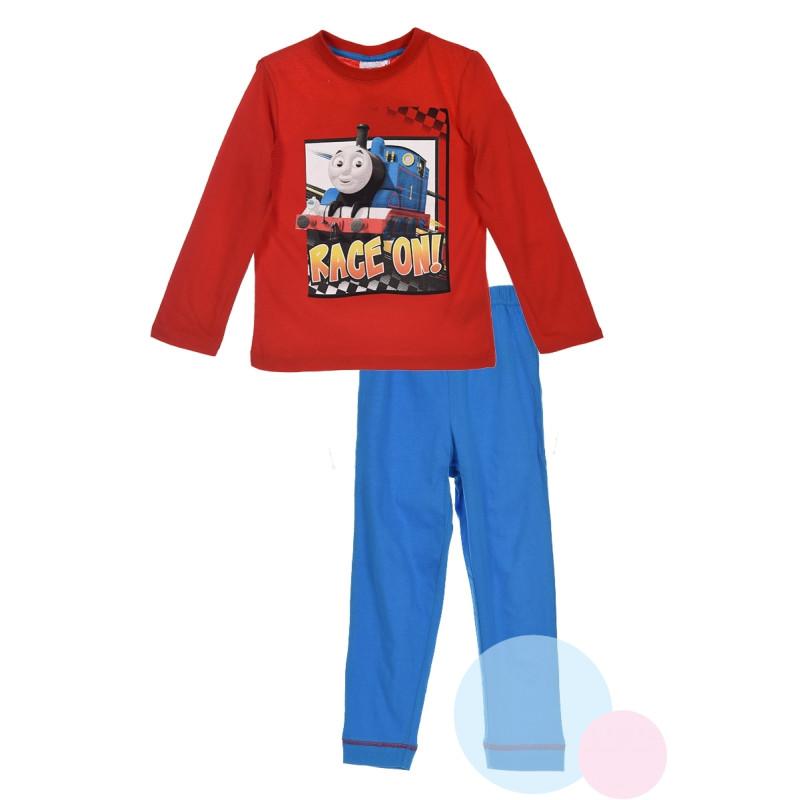 Pyžamo Mašinka Tomáš