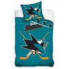 Povlečení NHL San Jose Sharks - svítící