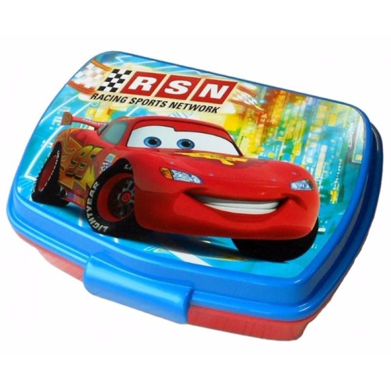 Box na svačinu Cars