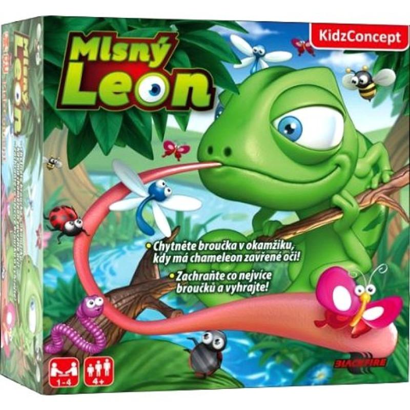 Hra Mlsný Leon