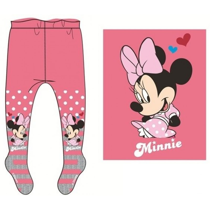 Punčocháče Minnie Mouse