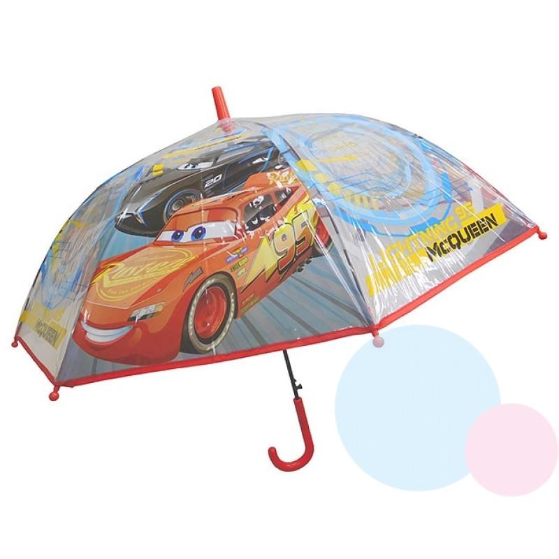 Deštník Cars Disney - průhledný