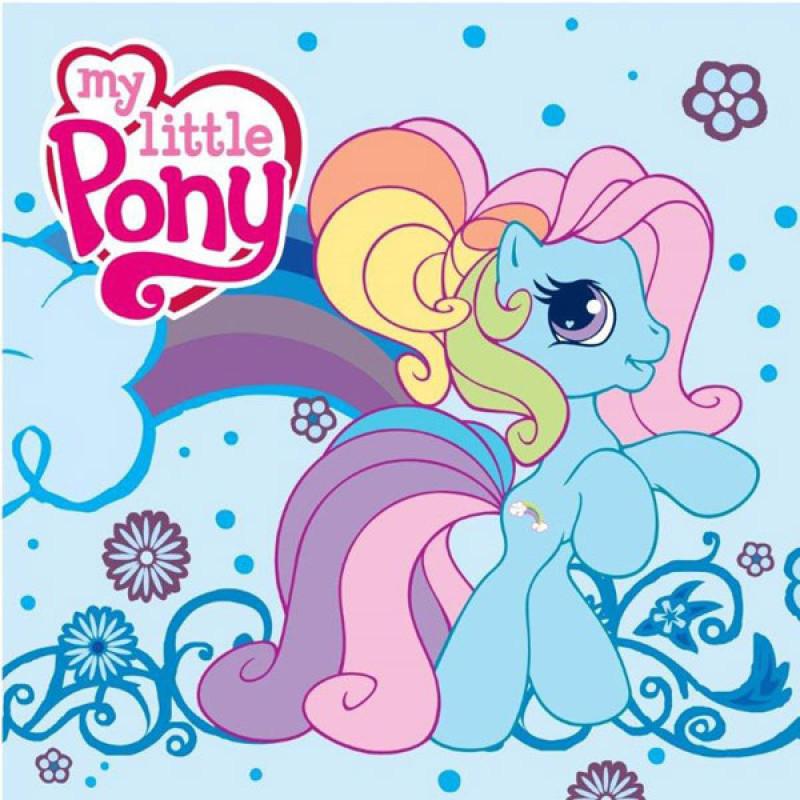 Magický ručníček My Little Pony