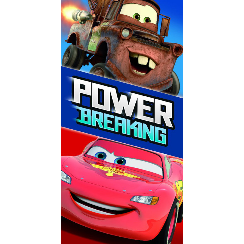 Osuška Cars Power