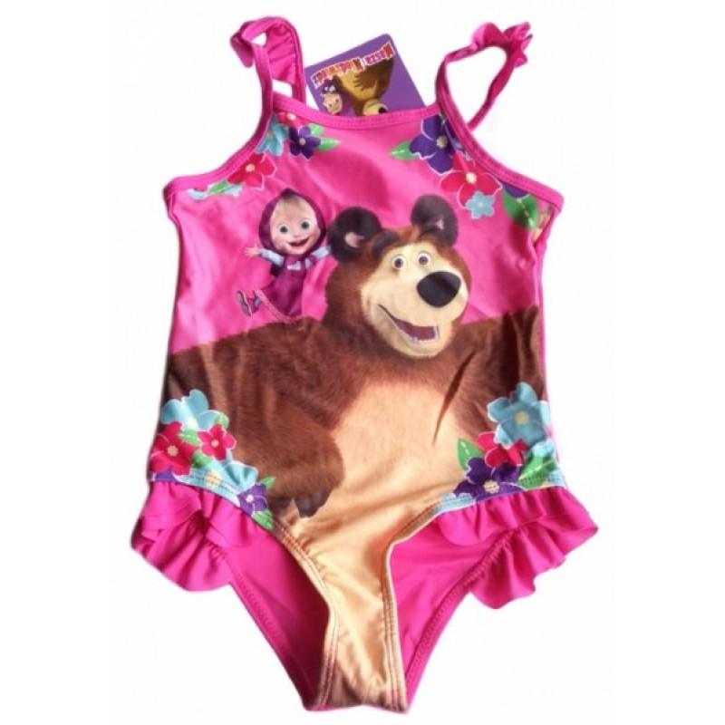 Plavky Máša a Medvěd