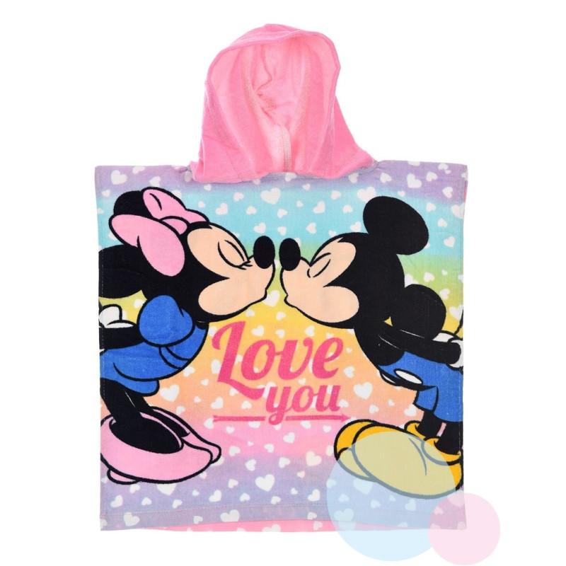 Pončo Minnie a Mickey