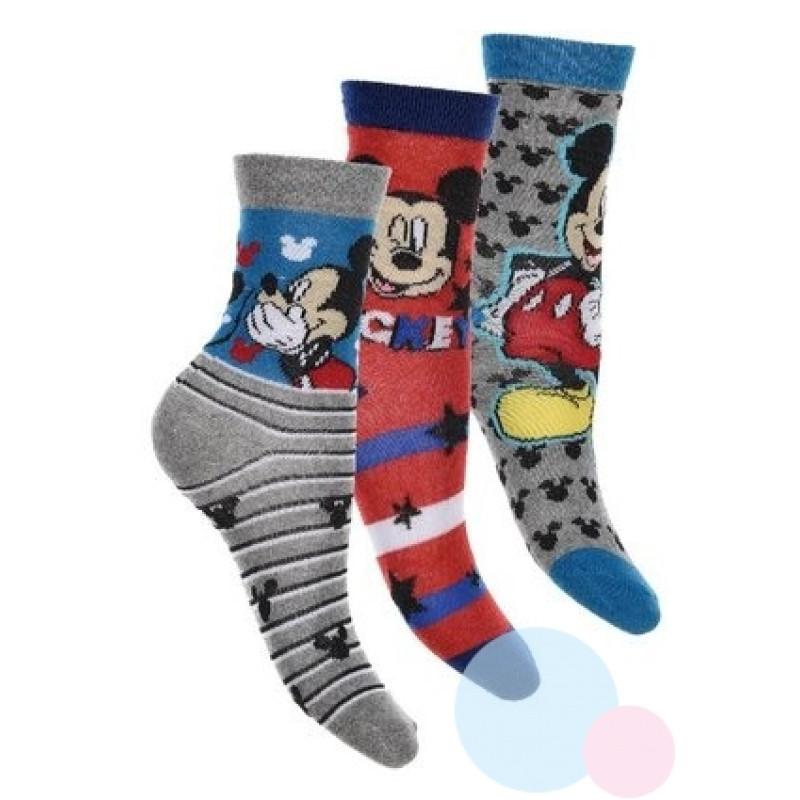 Ponožky Mickey  3ks