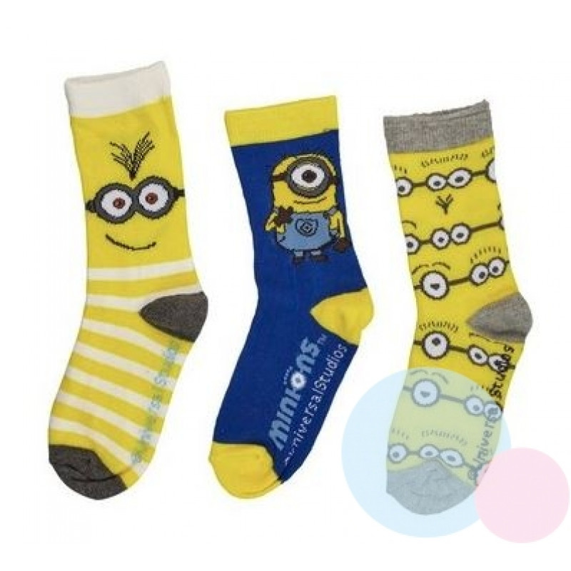 Ponožky Mimoni