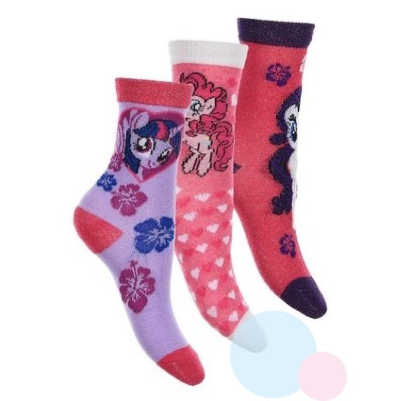 Ponožky My Little Pony 3ks