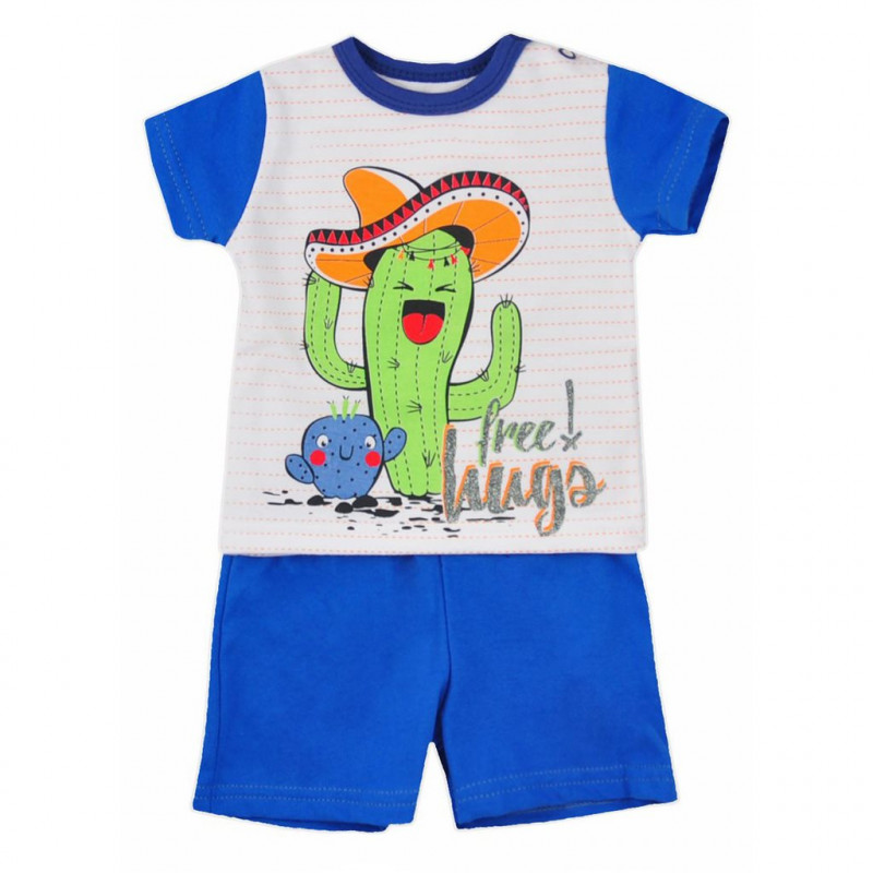 Tričko a kraťasy Cactus Summer