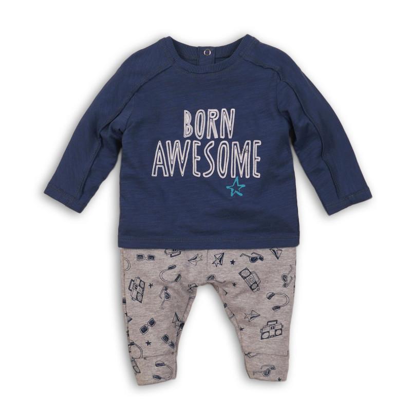 Tričko a tepláčky Born Awesome